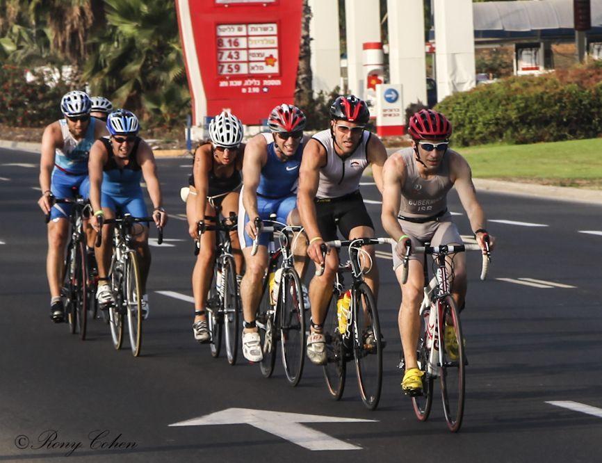 טריאתלון תל אביב 2012 Tel Aviv Triathlon